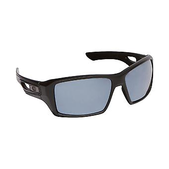 Eyepatch 2 Replacement Lenses Polarized Black & Silver by SEEK fits OAKLEY