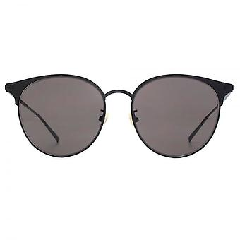 Saint Laurent SL 202/K Sunglasses In Black