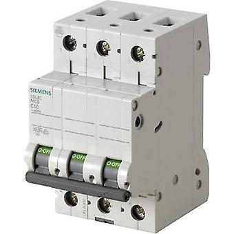 Circuit breaker 3-pin 20 A