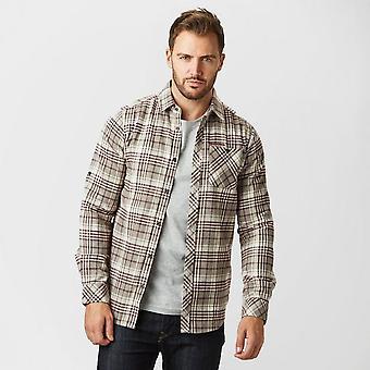 Craghoppers Men's Bjorn Long Sleeve Check Shirt