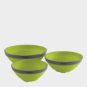 Outwell Colaps Bowl Set