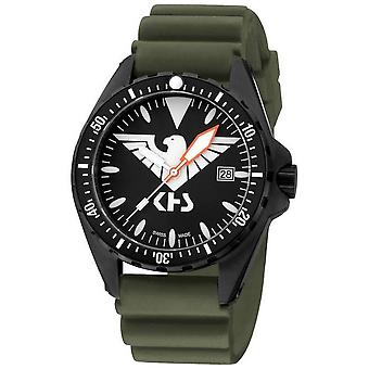 KHS MissionTimer 3 mens watch watches Eagle one KHS. MTHS. DO