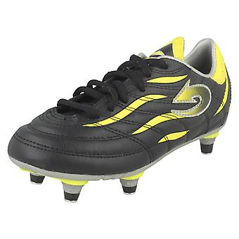 Infant/Junior Boys Arrow Football Boots Vapour