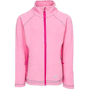 Intrusion filles Bunker Full Zip Airtrap chaud tricoté Fleece Jacket Top