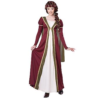 Medieval Maiden Renaissance Maid Marian Game of Thrones Womens Costume