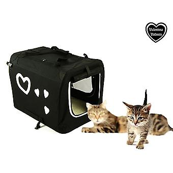 Valentina Valentti Pet Carrier Transport Crate