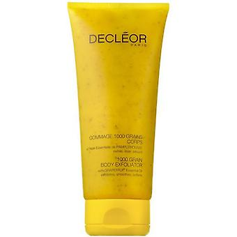 Decléor Paris Scrub 1000 Grains Body 200 ml (Cosmetics , Body  , Scrubs)