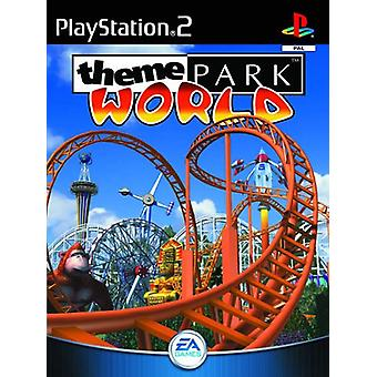Theme Park World (PS2) - Factory Sealed