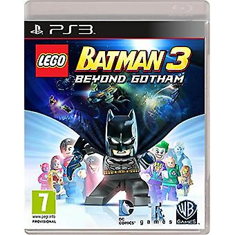 LEGO Batman 3 ud over Gotham (PS3)