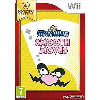 Nintendo wählt WarioWare Smooth Moves (Nintendo Wii) - Fabrik versiegelt