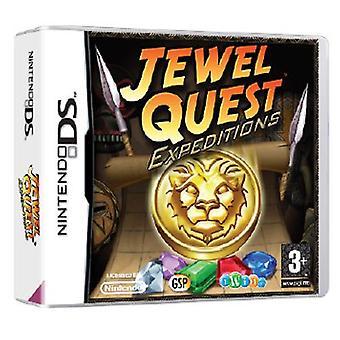 Jewel Quest ekspeditioner (Nintendo DS)