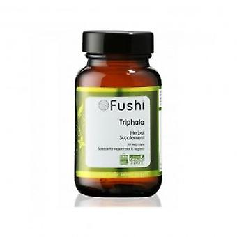 Fushi - Organic 500mg Triphala Veg Caps 60s