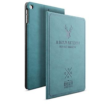 Design bag Backcase smart cover blue for NEW Apple iPad 9.7 2017 case new