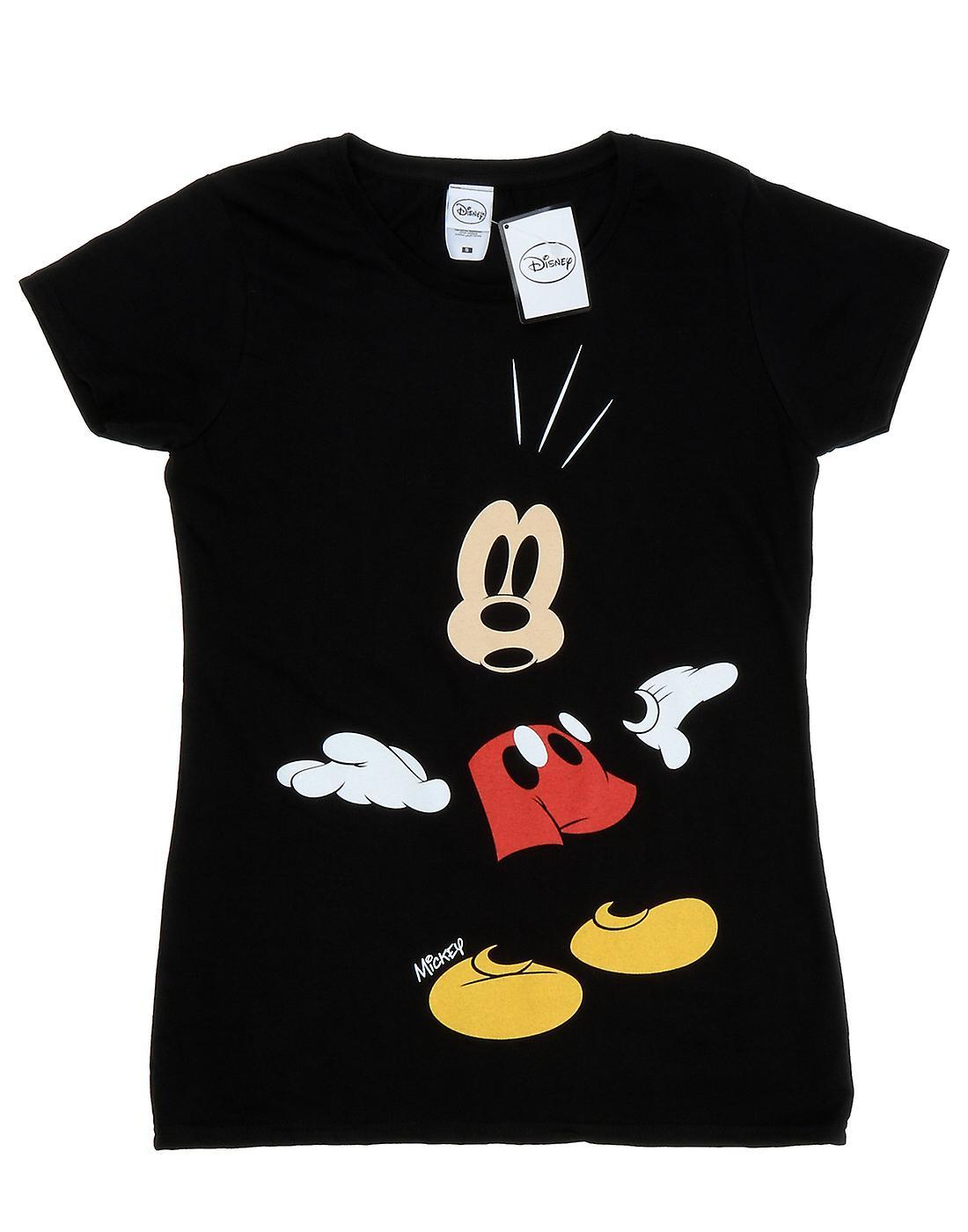 heiß-verkaufendes spätestes Räumungspreise wo zu kaufen Micky Maus Disney Frauen überrascht T-Shirt