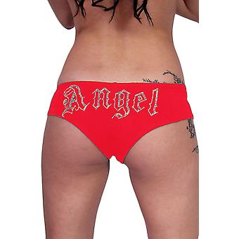 Women's Angel Rhinestones Booty broek