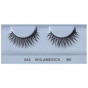 Wig America Premium False Eyelashes wig540, 5 Pairs