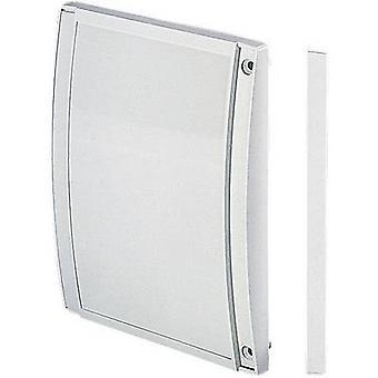 Top cover Acrylonitrile butadiene styrene Grey-white (RAL 9002) OKW DATEC B4013637 1 pc(s)