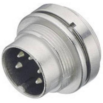Binder 09-0115-00-05 Miniature Circular Connector Nominal current (details): 6 A