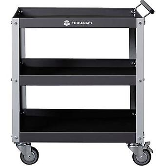 TOOLCRAFT 88 70 92 WSW-203 Tool Trolleys Dimensions:(L x W x H) 684 x 470 x 820 mm 15.2 kg