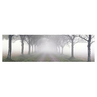 Avenue in the mist poster size T rposter