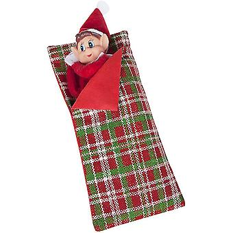 Elves Behavin' Badly - Elf Sleeping Bag with Pillow
