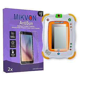 Vtech Storio 2 Junior Screen Protector - Mikvon AntiSun (Retail Package with accessories)