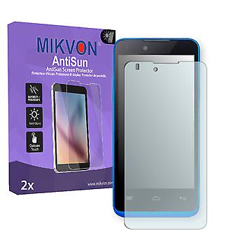 Kazam Trooper 445L Screen Protector - Mikvon AntiSun (Retail Package with accessories)