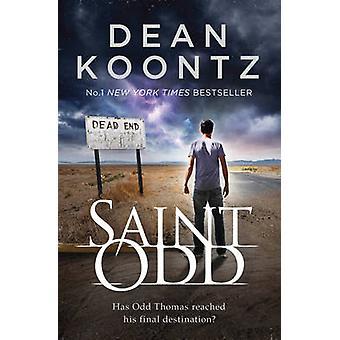 Saint Odd by Dean Koontz - 9780007520152 Book