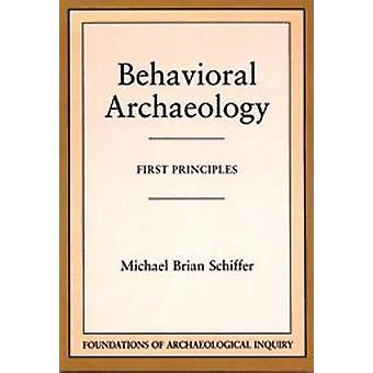 Gedrags Archeologie door Michael B. Schiffer - 9780874805017 boek