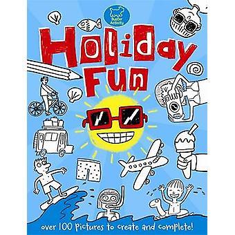 Holiday Fun genom Nikalas Catlow - Nikalas Catlow - 9781780550176 boka