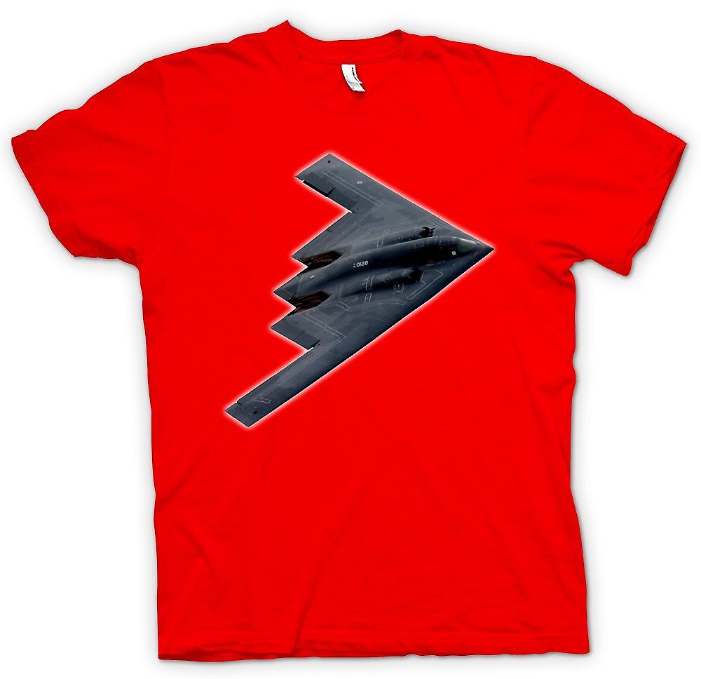 Mens t-shirt - Northrop Grumman B-2 Spirit - bombardiere B2