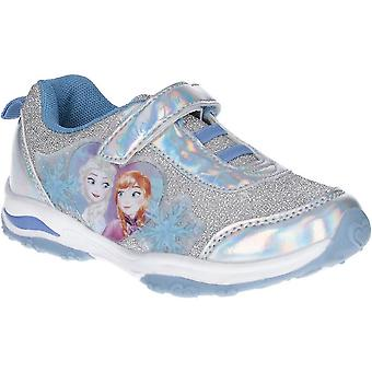 Leomil Frozen Girls Elsa And Anna Lights Up Trainer