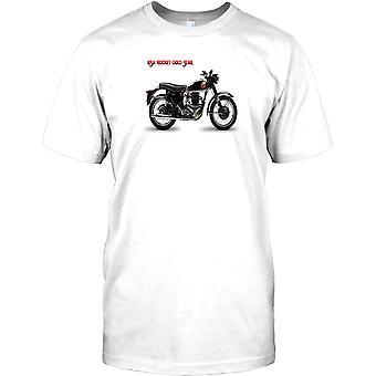 BSA Rocket Gold Star - Classic British Bike Kids T Shirt