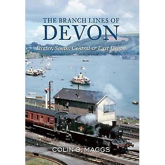 De taklijnen in Devon - Exeter - zuiden - centrale & East Devon door C