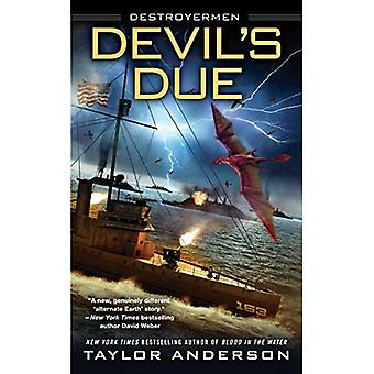 Devil's Due: Destroyermen #12