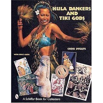 Ballerine di Hula & Tiki Gods (Schiffer libro per collezionisti)