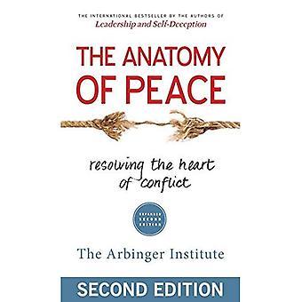 Anatomi av fred: att lösa hjärtat av konflikten
