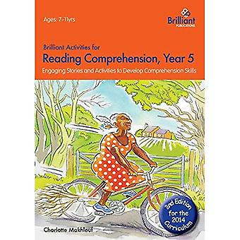 Brilliant Activities for Reading Comprehension, Year 5 (2nd Edition)