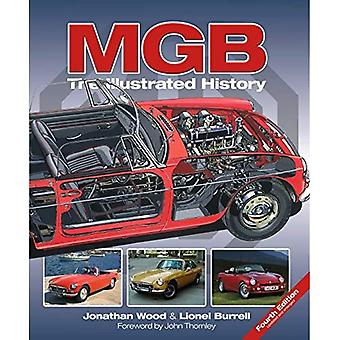 MGB - The Illustrated History 4th Edition