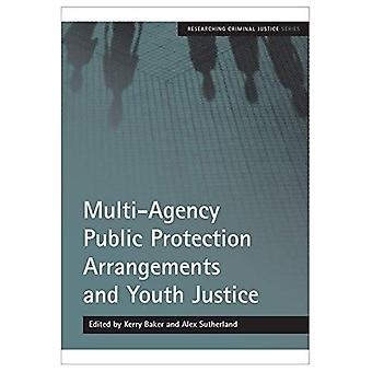Schutz der Öffentlichkeit Multiagentur Arrangements und Youth Justice