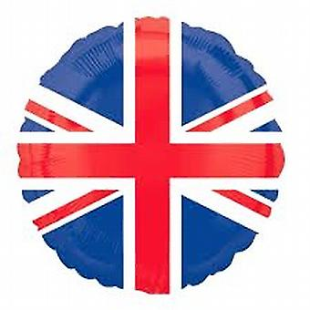 Union Jack Flag folie ballon