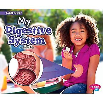 My Digestive System: A 4D Book (My Body Systems)