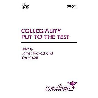 Concilium 19904 kollegialitet sätts på prov av prosten & James