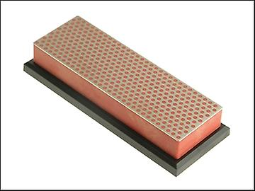 DMT Diamond Whetstone 150mm Plastic Case Red 600 Grit Fine