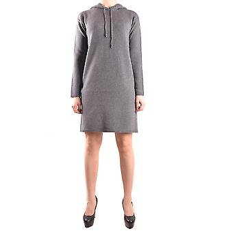 Ralph Lauren Grey Viscose Dress