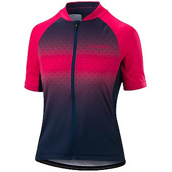 Altura Purple-Hi-viz Pink 2019 Airstream Womens Short Sleeved Cycling Jersey