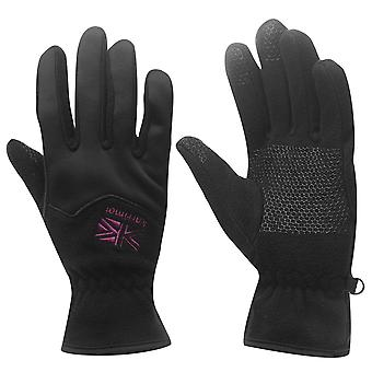 Karrimor Womens Fleece Gloves Ladies