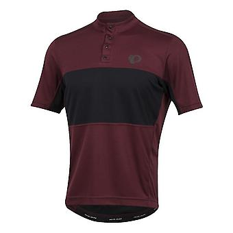 Pearl Izumi Port-Black Tour Short Sleeved Cycling Jersey