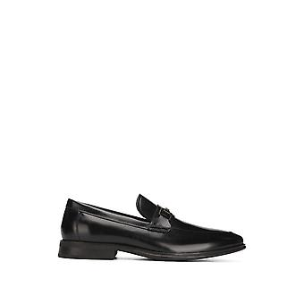 Reaction Kenneth Cole Zane Leather Dress Loafer