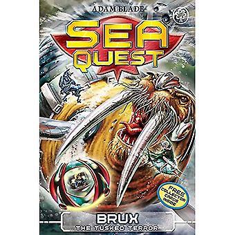 Sea Quest: 18: Brux the Tusked Terror